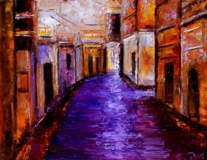 blue_alley_art_painting_urban_city_paintings_by_de_cityscapes__landscapes__cb30971e5a9c7a2df7f9cfa143b2fe4d
