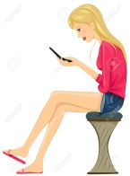 8140984-A-Female-Teenager-Sitting-While-Texting-Stock-Photo-cartoon-teenager.jpg