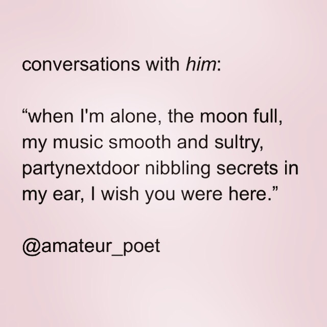 conversations with him:0.05