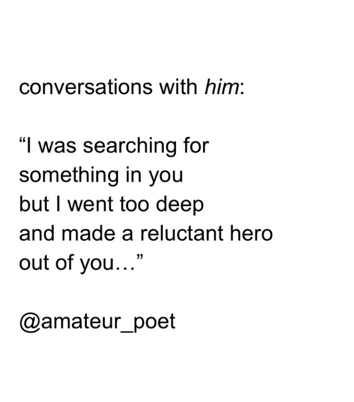 conversations with him:0.03