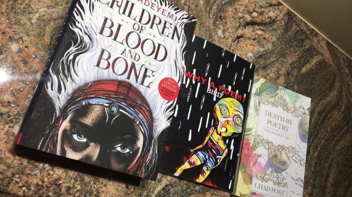 April Books <3