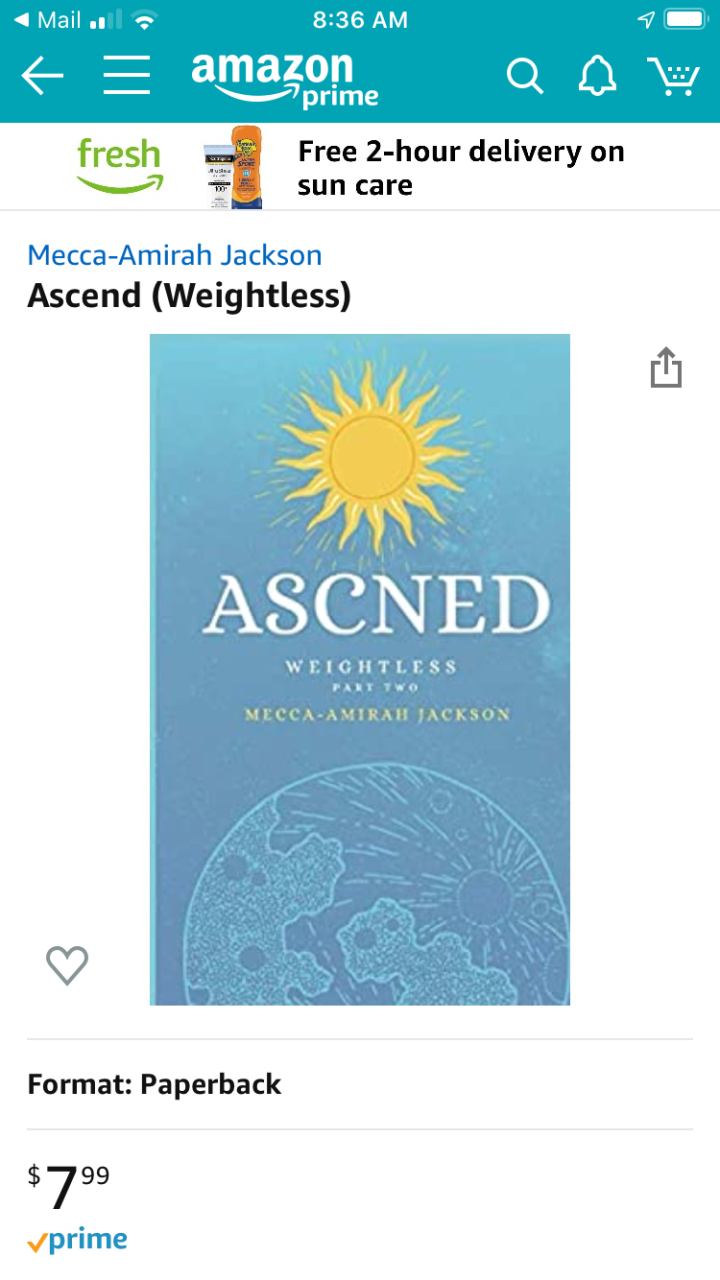 Ascend is available